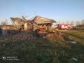 На Буковині через витік газу вибухнув будинок, є потерпілий