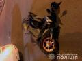 У поліції повідомили подробиці ДТП, де Volkswagen збив мотоцикліста у Чернівцях (фото)