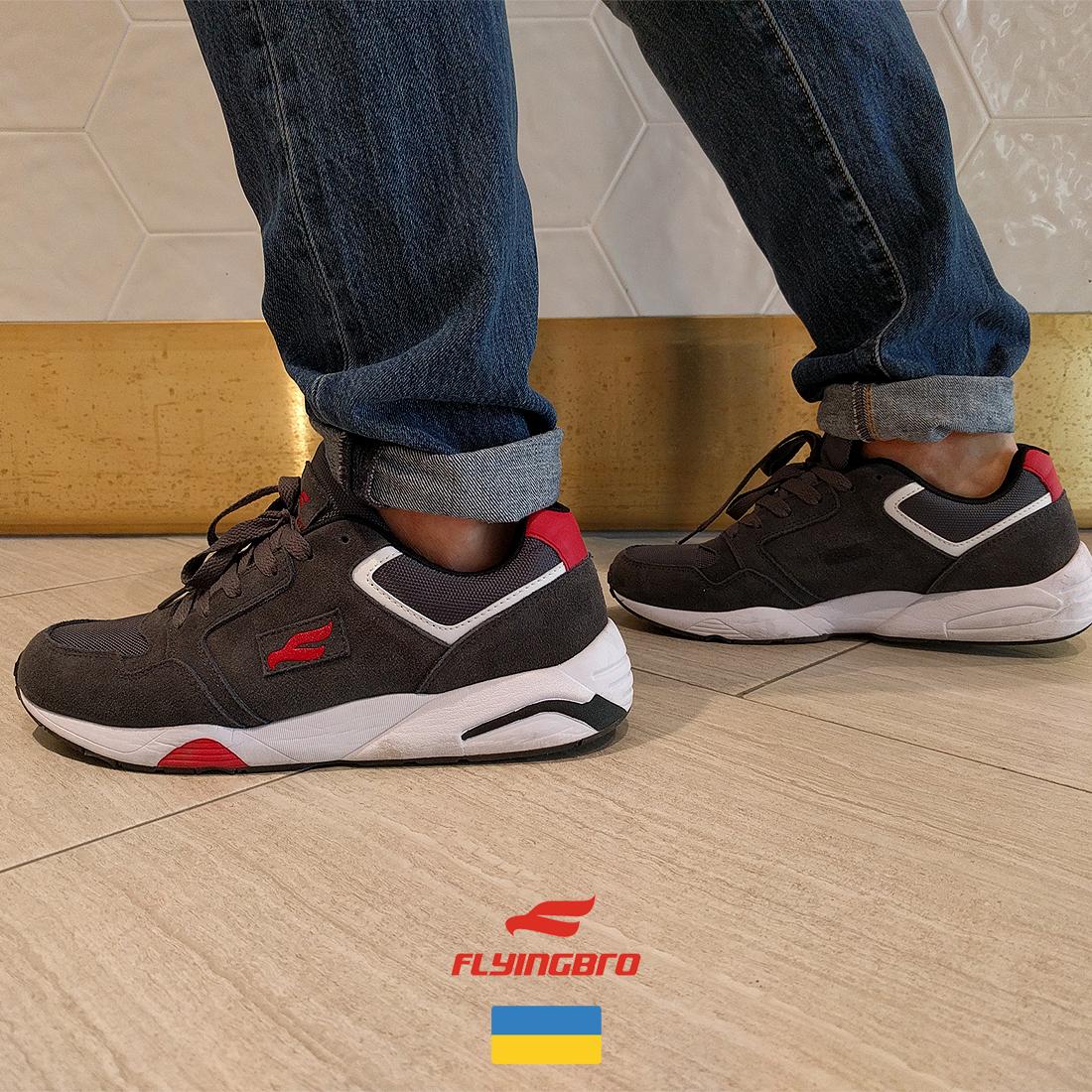 Але перед виробниками та Flyingbro постала інша проблема – відсутність  комплектуючих для кросівок в Україні. Для сучасних кросівок потрібні  сучасні 0b131a71215fe