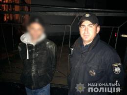 У Чернівцях поліцейські по «гарячих» слідах затримали кишенькаря