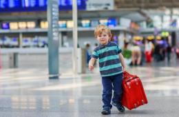 Буковинка за підробленою заявою намагалася вивезти за кордон двох дітей