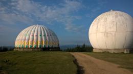 На Буковині до фестивалю на горі Томнатик розмалюють ще один купол в український орнамент