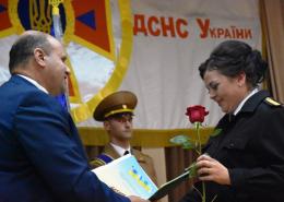 У столиці Буковини відбулися урочистості до Дня рятівника
