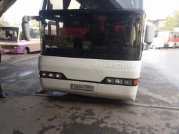 Водій автобуса «Вінниця-Чернівці» відмовився везти учасників АТО (фото)