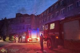 Стали відомі подпробиці пожежі на меблевій фабриці у Чернівцях