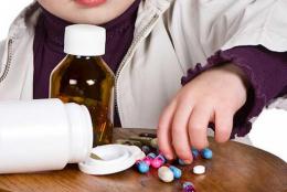 На Буковині 2-річна дитина отруїлась таблетками