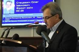 Фракція Фронт Змін оголосила про своє перейменування, а заступника міського голови так і не призначили (відео)