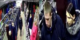 У райцентрі на Буковині хлопець із дівчиною намагались обікрасти магазин одягу