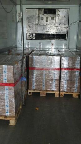 ffe79f646429c8 На Буковині в пункті пропуску «Порубне» вилучили товару на три мільйона  гривень