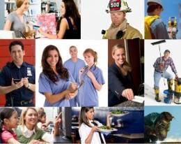 Глибоцьким школярам популяризували робітничі професії
