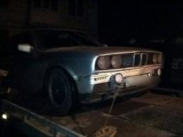 У Чернівцях затримали водія у стані наркотичного сп'яніння, який керував автомобілем