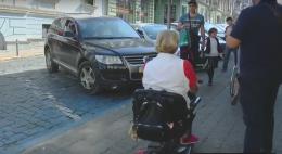Поліція у Чернівцях провела рейд парковками
