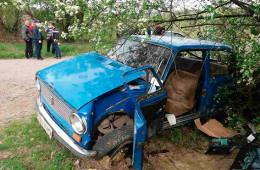 Внаслідок ДТП на Буковині помер 27-річний водій «копійки»