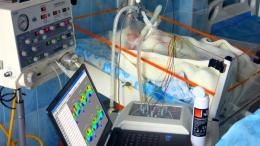 Чернівецька міська дитяча лікарня отримала електрокардіограф