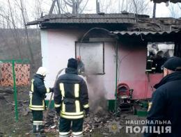 На Буковині поліція розслідує загибель матері й дітей на пожежі, як умисне вбивство