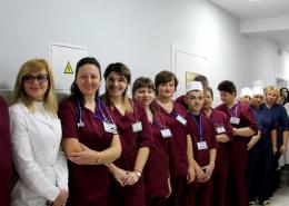 В райцентрі Буковини відкрили оновлене відділення медицини невідкладних станів (фото)