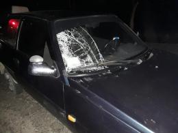 """На Буковині молодик на """"Volkswagen"""" збив 61-річного велосипедиста (фото)"""