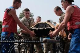 У Чернівцях поховали бійця, який загинув в АТО (фото)