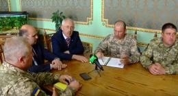 До Чернівців повернувся восьмий окремий гірсько-штурмовий батальйон (відео)