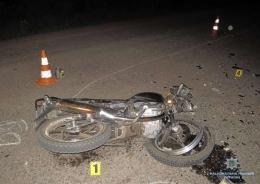 На Буковині в ДТП загинув 18-річний мотоцикліст