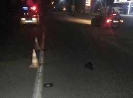 На Буковині невідомий збив пішохода та зник в невідомому напрямку