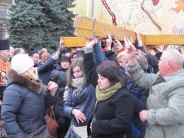 Центром Чернівців пройде масова хресна хода