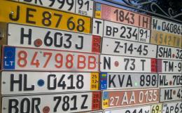 На Буковині розмитнили понад 4200  «євроблях»