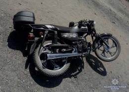 На Буковині внаслідок ДТП загинув мотоцикліст