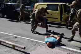 На Буковині СБУ провела масштабні міжнародні антитерористичні навчання (фото)