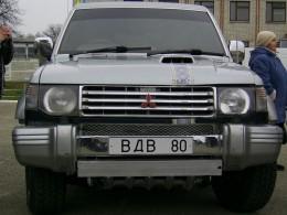 Позашляховик «Mitsubishi Pajero»