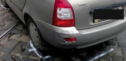 На Головній у Чернівцях зіткнулись два автомобілі