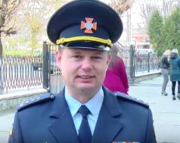 Лави ДСНС у Чернівецькій області поповнили 30 новобранців (відео)