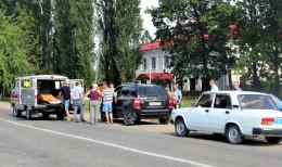 На Буковині за кермом автомобіля помер чоловік