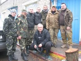 Чернівецькі свободівці та майданівці сформували Буковинську Чоту у батальйоні «Карпатська Січ»