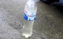 На одній із АЗС на Буковині в машини замість бензину заливали воду