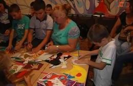 У Чернівцях відкрили ігрові кімнати для хворих діток (+2 відео)