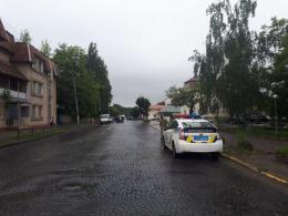 У Чернівцях в приміщенні управління патрульної поліції вибухівки не знайшли