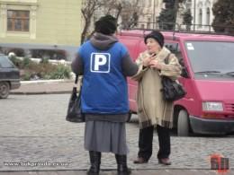 Бюджет Чернівців отримав понад 700 тисяч збору за паркування