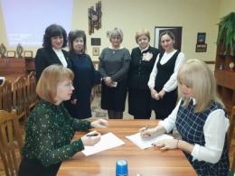 Управління освіти Чернівців підписало угоду про співпрацю з колегами із Кишинева
