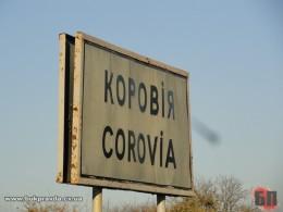 Село Коровія Глибоцького району
