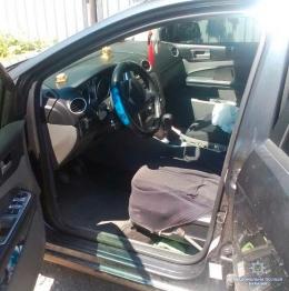 Буковинець викрав автомобіль у свого товариша по чарці (фото)
