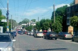 У Чернівцях на вулиці Головній трапилось ДТП