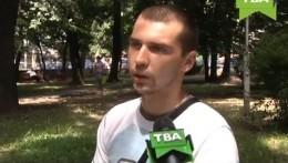 Колишній полонений з Буковини розповів про полон у сепаратистів (відео)