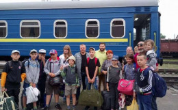На Буковині відпочиватимуть  понад 60 дітей із зони АТО
