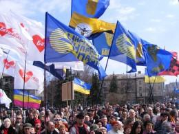 Михайло Папієв закликав проводити мітинг без партійних вподобань