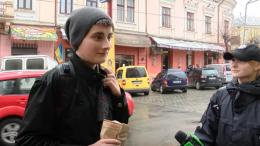 У Чернівцях поліцейські шукали пішоходів порушників (відео)