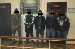 За останній місяць на Буковині поліцейські викрили 79 іноземців-правопорушників