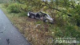"""На Буковині """"Mercedes Vito"""" зіткнувся з легковиком """"Mazda"""""""
