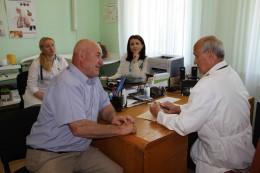 Науковці БДМУ проконсультували десятки пацієнтів Коровійської амбулаторії (фото)