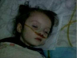 Трирічній дівчинці з Буковини потрібна допомога на лікування